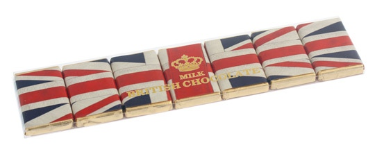 House of Dorchester Flying the Flag seven pictorial pack.  Made in Great Britain.