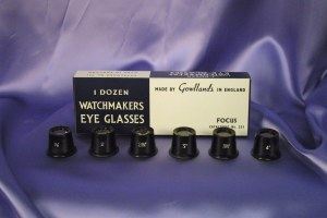 Gowland Watchmaker's Eyeglass #231.  Made in England.