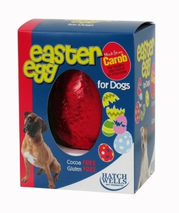 Hatchwells Easter Egg for dogs. Made in the UK.