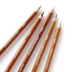 Derwent Drawing Pencils.  Made in England.