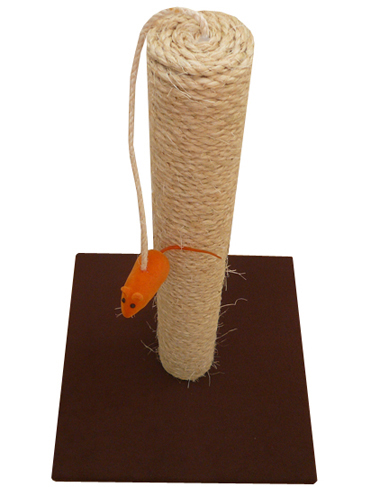 ScratchyCats VALUE Small Cat & Kitten Scratching Post. Made in England.