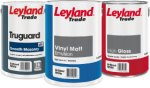 Leyland Paints - trecentcans