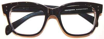 Harpers Dean frames. Made in England.