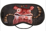 Alberto Cerriteño Chupacabras Eye Mask.  Made in England.  @ clickforart