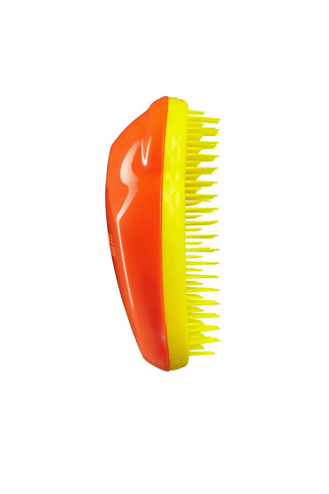 Tangle Teezer The Original Mandarin Sweetie hairbrush. Made in the UK.