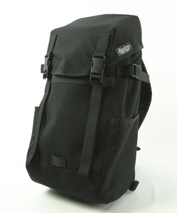 BigxTop Daysack (black). Made in the UK.