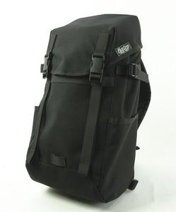 BigxTop Daysack (black). Made in the UK.