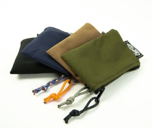 BigxTop Accessory Pouch. Made in the UK.
