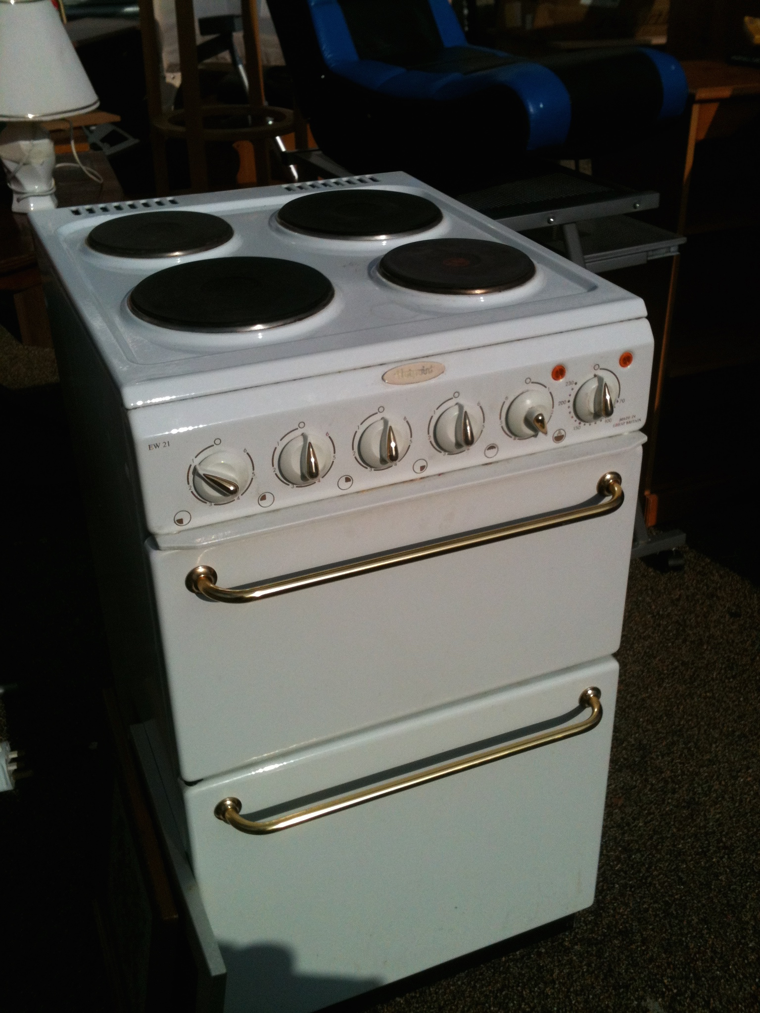 Large Electrical Items White Goods Made In Britain