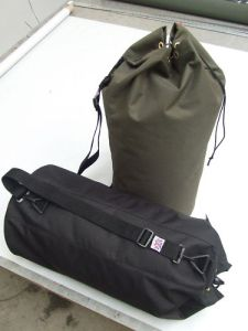 DUFFLE BAG HEAVY DUTY WATERPROOF CANVAS made in UK on eBay