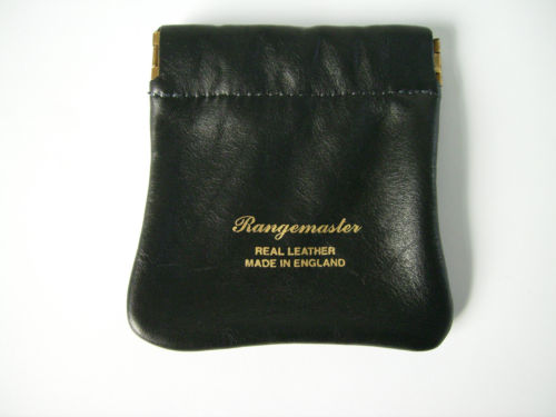 SNAP TOP COIN PURSE REAL LEATHER MADE IN ENGLAND BY RANGEMASTER on eBay,