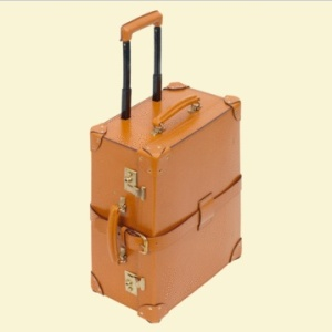 Swaine Adeney CHESTERFORD suitcases. Made in England