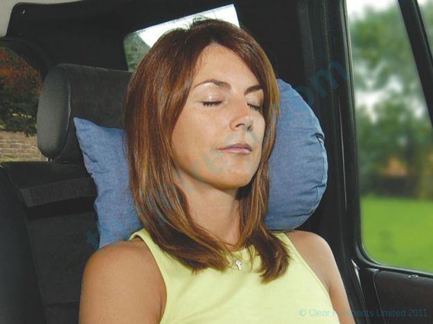 The JetRest Original Travel Pillow. British Made.