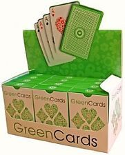 Redwood Green Playing Cards by Richard Edward Made in the UK.