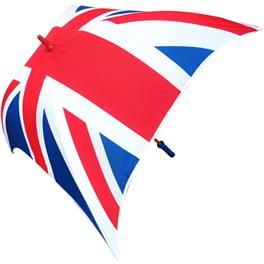 The Umbrella Company Promotional Sports Range 4SPC Spectrum Sport Quadbrella. Made in the UK.
