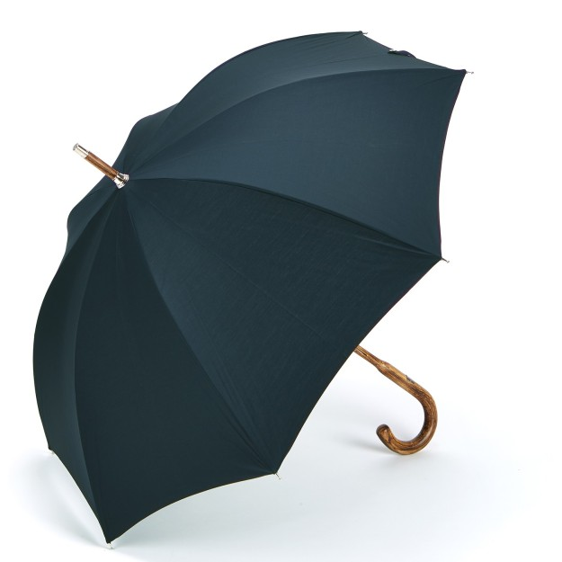 Murdock London umbrella by James Ince and Son - green umbrella. Made in England.