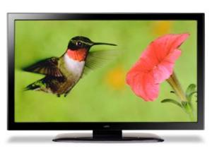"Cello Electronics 55"" C5566DVB LCD TV. Made in the UK."