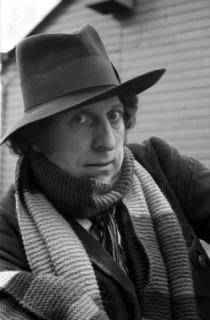 Tom Baker as Dr Who (1974 to 1981)