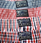British Boxers. British made.