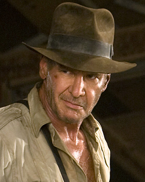 The Indiana Jones Fedora (Harrison Ford).