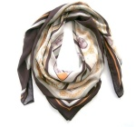 miel b King George scarf. Made in Britain.