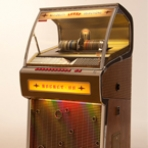 Sound Leisure ROCKET 88 JUKEBOX. Made in Britain
