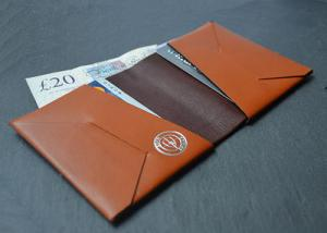 Bond and Knight MK2 Original wallet. Made in England.