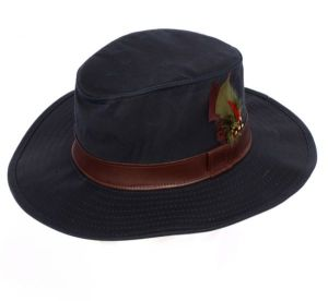 Explorer Wax Hat by John Halifax. Made in the UK.