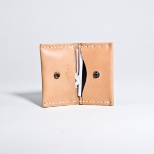 Lost Kind Desert Mini Wallet. Made in the UK (using Italian leather).