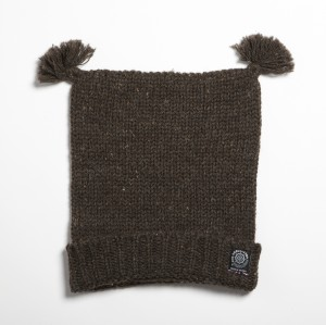 Shackleton Company Crewman wool hat, the 'Tom Crean' wool beanie hat. British made using British wool.