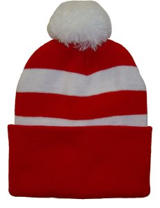 Traditional Striped hats by Arena. Made in UK.