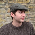 100% Harris tweed flat cap. Made in the UK. At sheepsheep.co.uk
