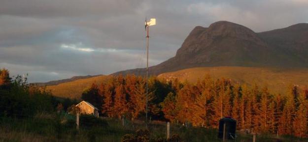 Remote living in Scotland
