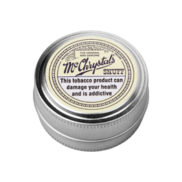 McChrystals Original & Genuine 3.5g Mini Tin. Made in the UK.