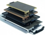 KAYMET ELECTRIC TABLE HOTPLATES.  Made in England.