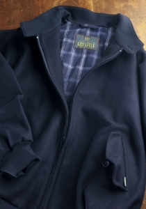 Grenfell Harrington Melton Jacket. Made in England.