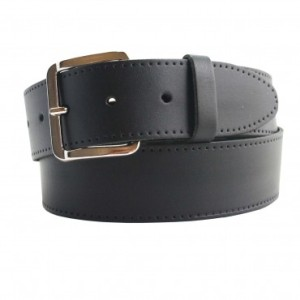 "Heritage Leathergoods Style B5 unisex 40mm (1 1/2"") belt. Made in Birmingham, England from 100% genuine leather."