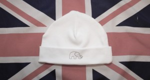 Molly & Monty Classic Beanie. Made in the UK.