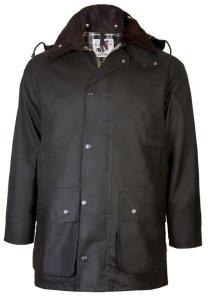 Lavenir wax jacket. Made in England.
