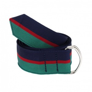 Smart Turnout Royal Welsh Ribbon Belt. Made in UK.