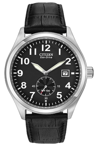 Citizen Eco-Drive BV1060-07E watch. Made in China. Movement made in Japan.
