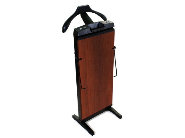 Corby 7700 Walnut Trouser Press