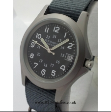 RLT Watch Co. Quartz Military Style RLT6 watch. Assembled in the UK.