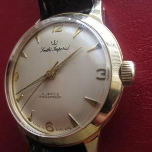 Smiths Imperial watch. c.1960.