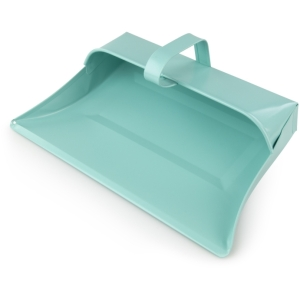 Tala Utility Coated Metal Dustpan TEAL. Made in England.