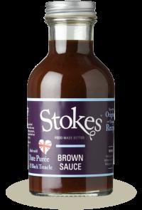 Stokes: Brown Sauce