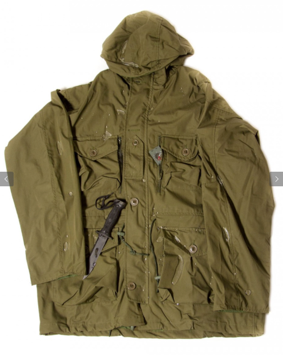 Arktis B310PS Waterproof Smock. Made in the UK