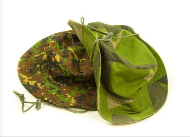 Arktis V194 boonie hats. Made in England