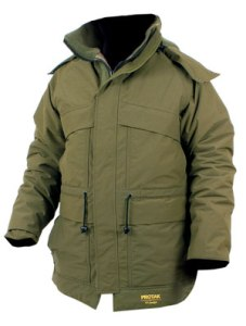 Protak TR 3in1 3/4 Length Jacket(interactive). Made in England.