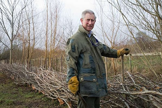 Prince Charles and that country jacket (by John Partridge & Co Ltd)